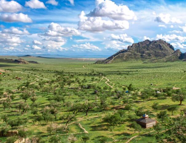 Mongolei_Uwgun_Hiid_Panorama