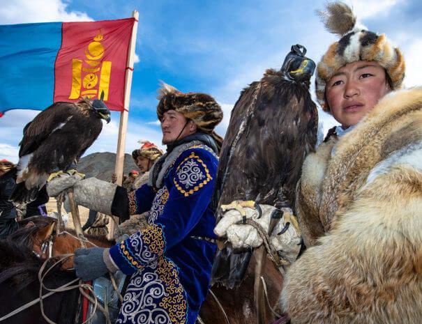 Mongolei_Adlerjaeger_Junge