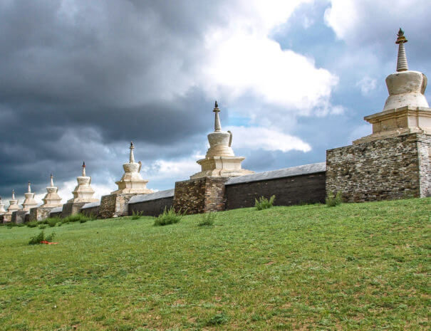 Mongolei_Erdene_Zuu_Mauer_1