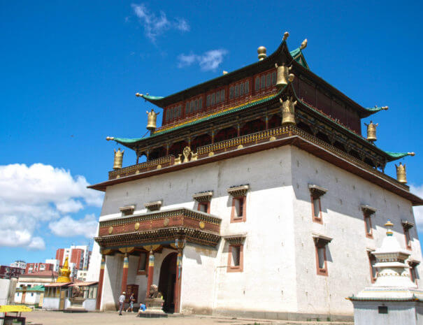 Mongolei_Gandan_Kloster