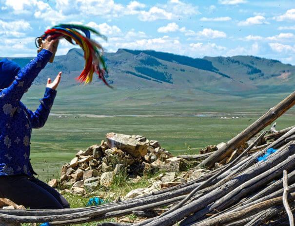 Mongolei_Schaman_Berg