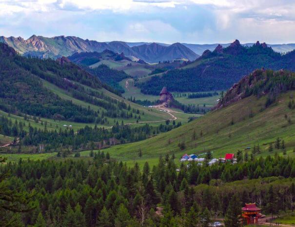 Mongolei_Terelj_Panorama