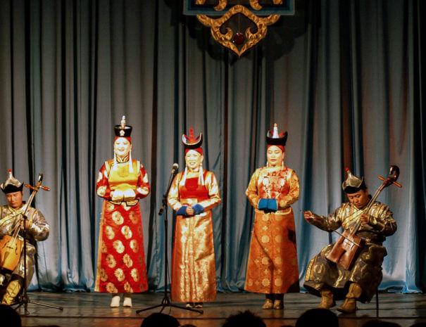 Mongolei_Ulaanbaatar_Theater
